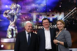 «Tricolor TV» has taken part in TEFI-2016 Press Conference