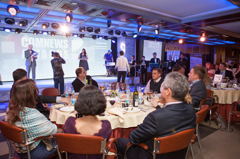Премия COMNEWS AWARDS-2014